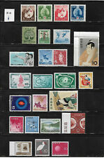Japan, Nippon, **/postfrisches Lot 1939 - 1960, 2 Scans !