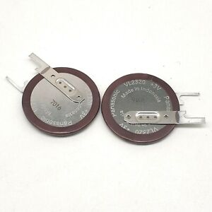 VL2320/VCN button VL2330 rechargeable 3V battery industrial control equipment*1