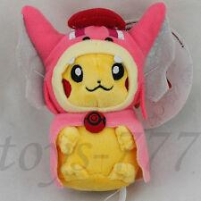 """Pokemon Pikachu Pink Gyarados Magikarp 5"""" Pendant Nintendo Plush Toy Cute Gift"""