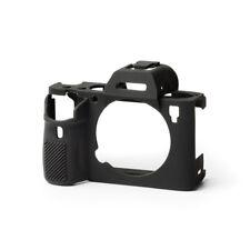 EasyCover Silicone Skin Soft Case Cover Sony A9 A7 III A7 RIII + Screen Protecto