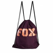 FOX Vapors Cinch Sack - Merlot Gym Bag 13559-412 OFFICIAL STOCKIST **FREE HARIBO