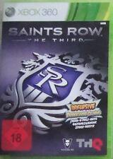 XBOX360: Saints Row, The Third, Ingles. Original. Completo