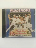CAN'T STOP THE MUSIC (ORIGINAL SOUNDTRACK) VILLAGE PEOPLE CD - VGC RARE