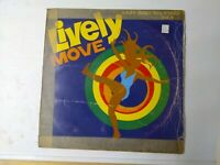 Lively Move - Lazy Body All Stars Vol. 1-Various Artists Vinyl LP 1985