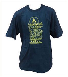 Green Tara Printed Cotton T-shirt