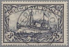 Deutsch-Neuguinea 18 gestempelt