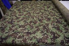 "AFGHAN ARMY FOREST DIGITAL FABRIC NY/CO RIPSTOP MILITARY CAMO 64"" WIDE"