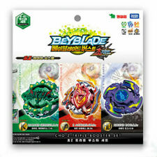 [Takara Tomy] Beyblade Burst B-121 Cho-Z Triple Booster Set Authentic