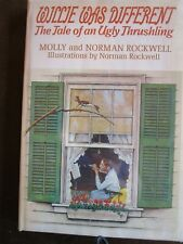 New listing Willie was Different signed by Norman Rockwell hardcover in excellent condition