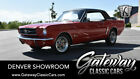 1965 Ford Mustang  Red 1965 Ford Mustang  Inline 6 Cyl  Automatic Available Now!