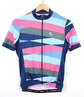 Morvelo Multicoloured Mens Cycling Short Sleeve Jersey Top - S
