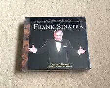 Frank Sinatra Dejavu Retro Gold Collection CD Album- NEW- 2 CD Deluxe Edition