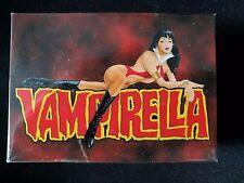 Vampirella Trading cards Breygent 2011 Complete Base Set 72 Cards