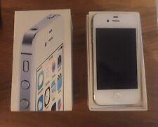 iPhone 4 S, White, 8GB - MF266B/A