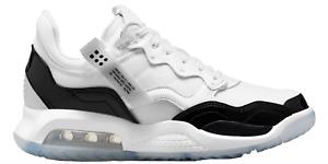 Jordan MA2 White/Black Patent Leather