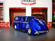 1956  56 FORD F-100 LIMITED EDITION PANEL TRUCK 1/64 STREET ROD TRUCK HW COOL