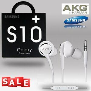 Original Samsung AKG Ohrhörer Kopfhörer Headset EO-IG955 S10+ S9 S8 S7 S6 Edge