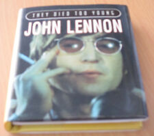 John Lennon (They Died Too Young), Miniature book 1995 pre-owned