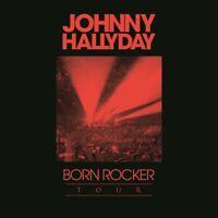 JOHNNY HALLYDAY - COFFRET 2CD(BORN ROCKER TOUR/CONCERT AU PALAIS DE  4 CD NEU
