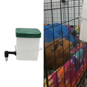 500ML/1L Drinking Water Bottle Rabbit Bunny Guinea Pig Hamster Pet Small Animals