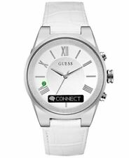 Guess Women's Stainless Steel Connect Smartwatch C0002MC1 Alexa iPhone/Android
