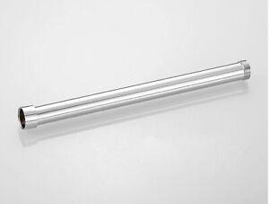 Polished Chrome Shower Extension Tube Pipe Adjustable Shower Arm Shower Faucet