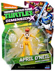 TMNT TEENAGE MUTANT NINJA TURTLES DIMENSION X APRIL O' NEIL FIGURE