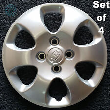 "Kia Cerato 15"" Genuine Hubcaps Reconditioned (set of 4)"