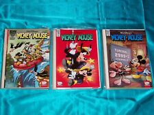 MICKEY MOUSE # 1-21, IDW, Complete Series, 2015-17, VERY FINE- NEAR MINT
