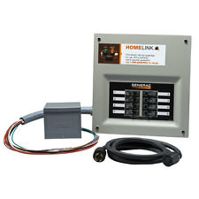 Generac 6869 Home Link Manual-to-Auto Upgrade Kit for 6500E Portable Generator