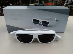 MAD GAZE Headset AR / MR / VR glasses GLOW PLUS Good Condition From Japan