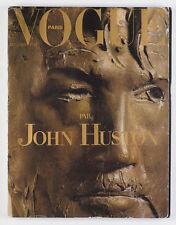 HELMUT NEWTON Lisa Vale GUY BOURDIN Eva WAllen GEORGE HURRELL Paris French Vogue