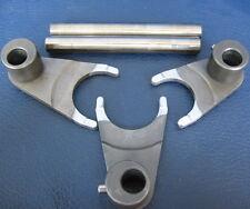 Honda CM400 Transmission Gear Shift Forks CM400E CB400 CX500 GL500 1978 - 1982