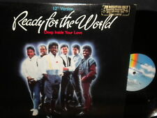 """Ready for the World""""I'm The One Who Loves You/Deep Inside Your Love""""12""""SinglePRO"""
