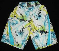 Boys Zeroxposur Surf Shorts Voltage Swim Trunks M 10-12