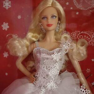 Barbie Happy Holidays 2013 Frohe Weihnachten Neu Ungeöffnet Sammlung Konvolut