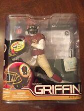 2012 Mcfarlane NFL Robert Griffin III Series 31 Action Figure,Redskins Retro Uni