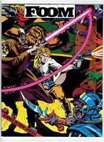 FOOM #21 1978 Star Wars Science Fiction Issue Marvel Fanzine HTF