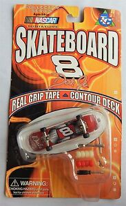 Dale Earnhardt Jr. Official NASCAR #8 Skateboard Miniature Collector Series