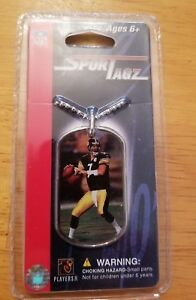 Ben Roethlisberger Pittsburgh Steelers Dog Tag necklace