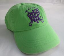 Polo Ralph Lauren Cross Mallets Chino Sports Cap Baseball Hat $49.50 - You Pick!