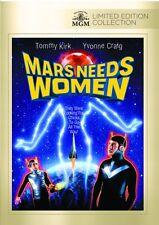 Mars Requiere WOMEN dvd (1967) - TOMMY KIRK , YVONNE CRAIG, Larry BUCHANAN