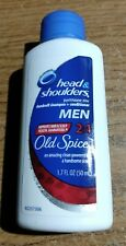 Head & Shoulders Men Old Spice 2 In 1 Dandruff Shampoo Conditioner, 1.7 oz