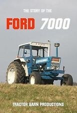 STORY OF THE FORD 7000 TRACTOR - Farming - Ploughing - Rotating - Mowing - DVD