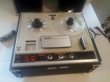 Vintage  Sony Tape Recorder Model Tc- 252 parts or repair
