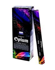 Darshan Opium Räucherstäbchen - Packung mit 6 x 20 = 120 Sticks