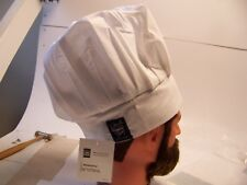 lot of 3 Chef Revival Chef Hat,White,13 Inch Tall, H400Wh, White