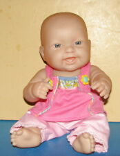 Cute Berenguer Chubby Baby Doll/Redressed/Drink & Wet/2 Teeth/Take a Look.