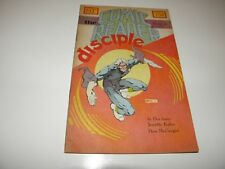 The Comic Reader #147 Summer 1977 Marshall Rogers Disciple Cover Golden Man VGFN