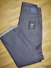 G- Star Raw Essentials RL Selvage Denim Jeans US Lumber Straight size W 28 /L 32
